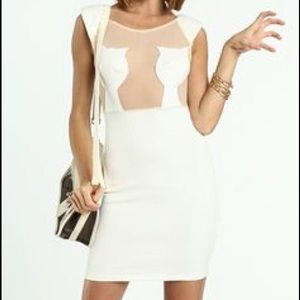 Kitty White Dress